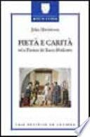 Pietà e carità nella Firenze del basso Medioevo