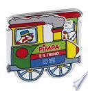 Pimpa e il treno. Ediz. a colori