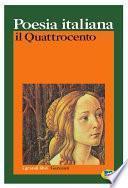Poesia italiana. Il Quattrocento
