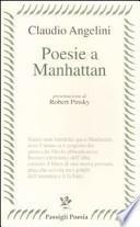 Poesie a Manhattan