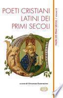 Poeti cristiani latini dei primi secoli
