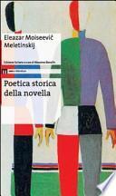 Poetica storica della novella