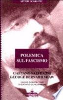Polemica sul fascismo