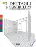 Portfolio dettagli costruttivi per l'interior design