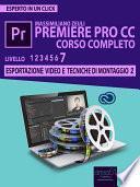 Premiere Pro CC Corso Completo. Volume 7