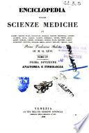 Prima divisione *Anatomia e fisiologia