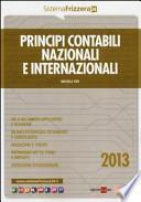 Principi contabili nazionali e internazionali
