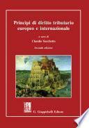 Principi di diritto tributario europeo e internazionale