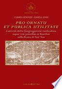 Pro Ornatu et Publica Utilitate
