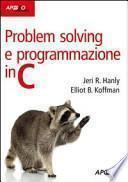 Problem solving e programmazione in C