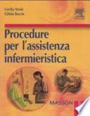 Procedure per l'assistenza infermieristica