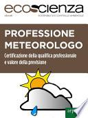 Professione meteorologo