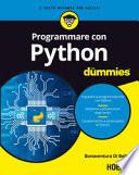 Programmare con Python For Dummies