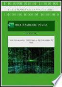 Programmare in VBA