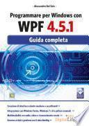 Programmare per Windows con WPF 4.5.1
