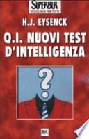 Q.I. Nuovi test d'intelligenza