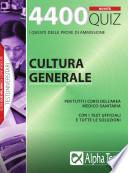 Quattromilaquattrocento quiz di cultura generale