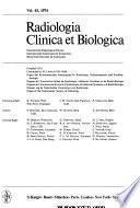 Radiologia clinica et biologica