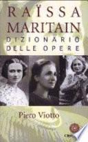 Raïssa Maritain