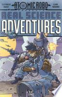Real science adventures. Atomic Robo