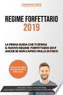 Regime Forfettario 2019