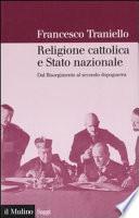 Religione cattolica e stato nazionale
