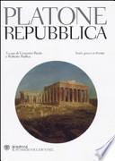 Repubblica. Testo greco a fronte