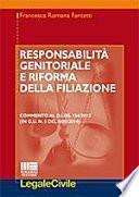 Responsabilità genitoriale e riforma della filiazione