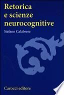 Retorica e scienze neurocognitive