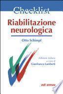Riabilitazione neurologica. Checklist