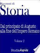 Riassunti di storia - Volume 2