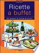 Ricette a buffet