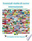 Ricette di cucina internazionale essenziali in italiano