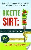 Ricette Sirt