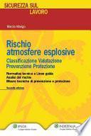 Richio atmosfere esplosive. Classificazione Valutazione Prevenzione Protezione