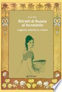 Ritratti di Russia al femminile
