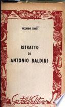 Ritratto di Antonio Baldini