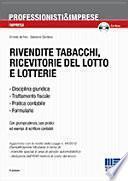 Rivendite tabacchi, ricevitorie del lotto e lotterie