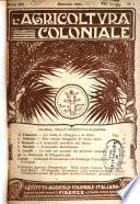 Rivista di agricoltura subtropicale e tropicale