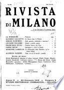 Rivista di Milano