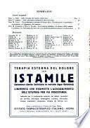 Rivista di patologia e clinica della tubercolosi organo ufficiale della Società italiana fascista di studi scientifici sulla tubercolosi