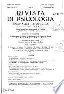 Rivista di Psicologia