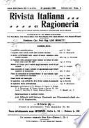 Rivista italiana di ragioneria