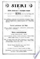 Rivista sanitaria siciliana organo degli Ordini sanitari della Sicilia