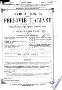 Rivista tecnica delle ferrovie italiane