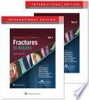 Rockwood and Green's Fractures in Adults, International Edition, 2 Volume