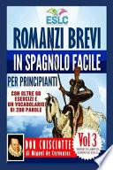 Romanzi Brevi in Spagnolo Facile Per Principianti
