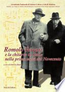 Romolo Ferrari e la chitarra in Italia nella prima metà del Novecento