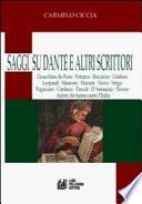 Saggi su Dante e altri scrittori