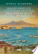 Saggio sugli usi, i costumi e la storia dei comuni della città metropolitana di Napoli